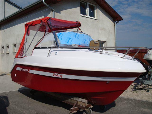 Bluestar ventura open fishing bluestar boat for Ventura sport fishing